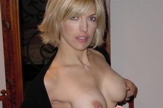 blonde sexy