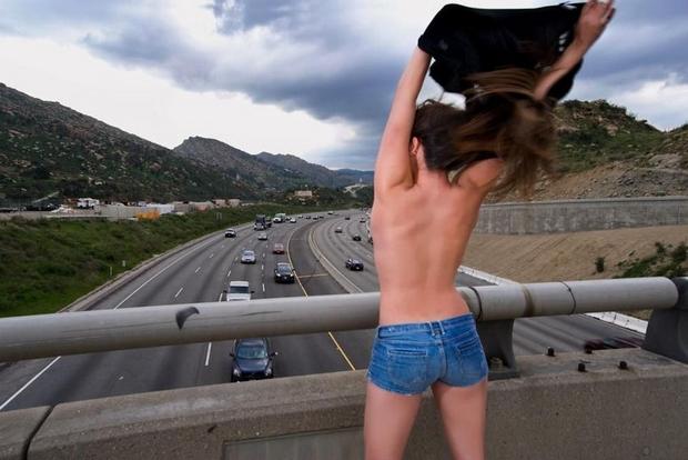autoroute sexe