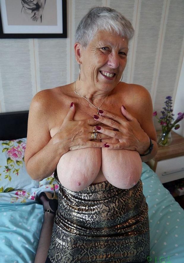 gros seins matures