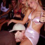 sexe en boite de nuit