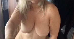 selfie femme nue