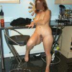femme Corse nue