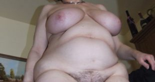 photo femme mûre ronde